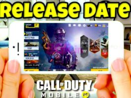 Call of Duty Mobile Global Release Date // Call of Duty Mobile Download For IOS Andriod Release Date