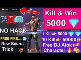 1 Kill 5000 Diamond How To Get Free 5000 Diamond In Free Fire Get Free Dj Alok