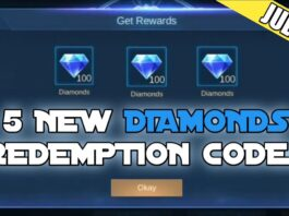 5 NEW WORKING DIAMONDS REDEMPTION CODES + Baxia Badass Roller Gameplay || Mobile Legends