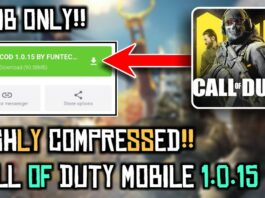 [90mb]COD Mobile V 1.0.15 Highly Compressed Android Download 2020 |COD Mobile 90 MB Download Android