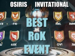 BEST RoK EVENT - Osiris Invitational is EVERY PLAYERS DREAM - Rise of Kingdoms