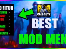 CALL OF DUTY MOBILE MOD MENU / HOW TO HACK COD MOBILE / AIMBOT + WALLHACK+ESP / COD MOBILE BEST HACK