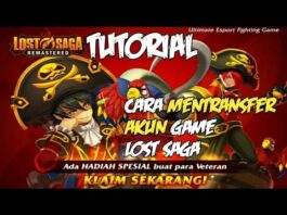 Cara Transfer Akun Lost Saga Gemscool Ke Lost Saga Remastered