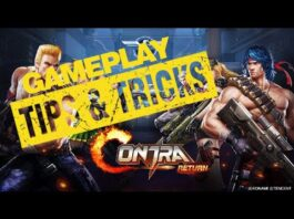 Contra Return, Game Legend Kembali di Android