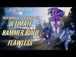 DAUNTLESS - Flawless Hammer Build - Catalyst Cell [FR]