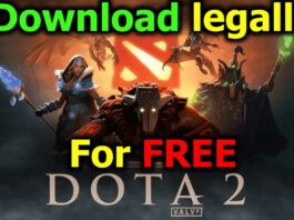 Dota 2 - Download legally for FREE (PC)
