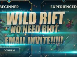 """Download WILD RIFT ALPHA TEST """"""""""""""""NO NEED EMAIL!!!"""""""""""""""