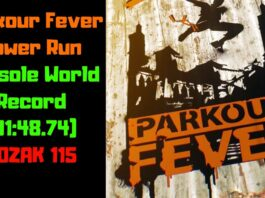 Dying Light - Parkour Fever - Tower Run - (Old ) Console World Record (01:48.74) - BOZAK 115
