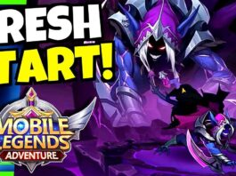 FRESH START - Mobile Legends Adventure