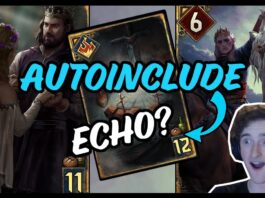 [Gwent] Amphibious Assault Looks Absolutely Ridiculous