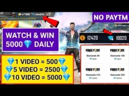 HOW TO GET FREE 20000 DIAMOND IN FREE FIRE 2020 || GET DJ ALOK FREE | HOW TO GET DIAMOND IN FREE FIR