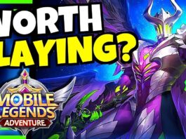 MOBILE LEGENDS ADVENTURE - WORTH PLAYING???