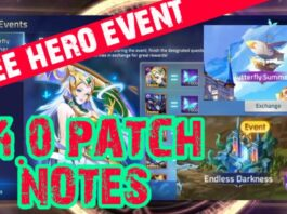 NEW FREE HEROES EVENT | 84.0 PATCH NOTES - Mobile Legends: Adventure