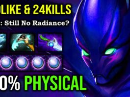 No Radiance Spectre Deleted Everyone with Diffusal & Scythe Crazy Hit Like a Truck 1 Haunt KO DotA 2