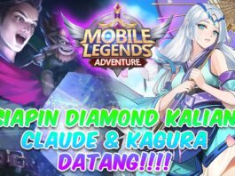 SIAPIN DIAMOND KALIAN CLAUDE & KAGURA DATANG!!! 🔫| Mobile Legends Adventure Indonesia