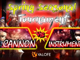 Spring Tournament | Final | Round 3 | faris10 vs weifanny | Atlantica Online Valofe
