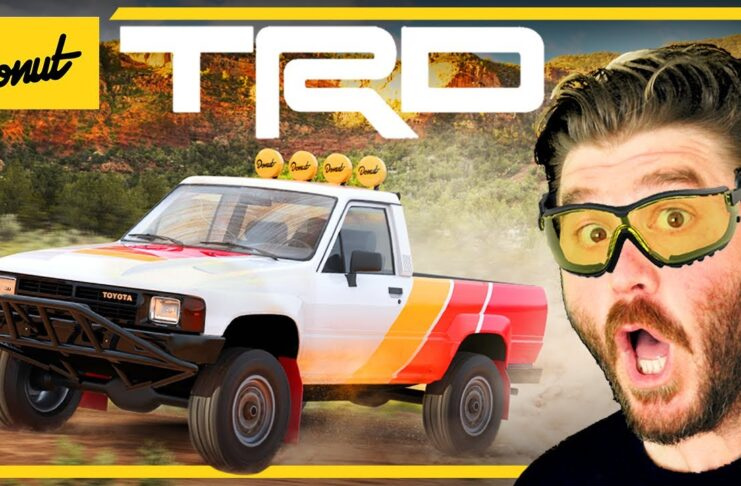 Toyota Racing Development TRD - Everything You Need to Know | Up To Speed