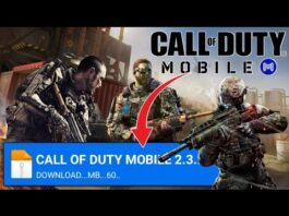 [300 MB] Call of Duty Mobile 2.3.10 latest version highly compressed for android download