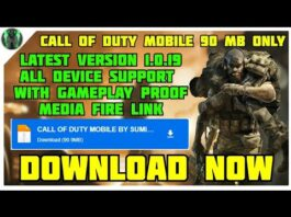 (4 MB)Call Of Duty Mobile V 1.0.19 Highly Compressed 2021 | COD Mobile Highly Compressed 4 MB Only