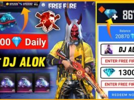 How To Get Free Diamond in Free Fire Without Paytm || No app get free diamond in free fire | part 1