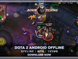 193MB ! Game Dota 2 Android Offline   Game Moba Android Offline Terbaik 2021