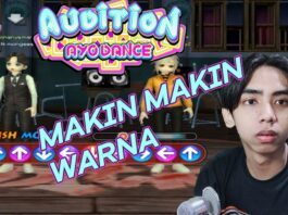 MODE NEW TAPI OLD - Audition/AyoDance GamePlay INDONESIA