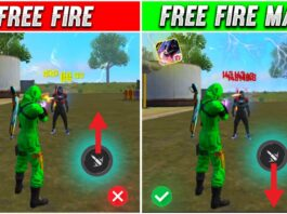Top 10 Headshot Changes In Free Fire Max   Free Fire Vs Free Fire Max   Free Fire Max Download India